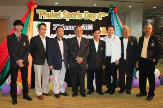 Phuket's 4th Sports Day Party