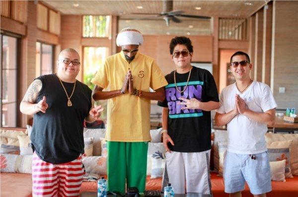 Phuket's Sri Panwa hosting Snoop Dogg