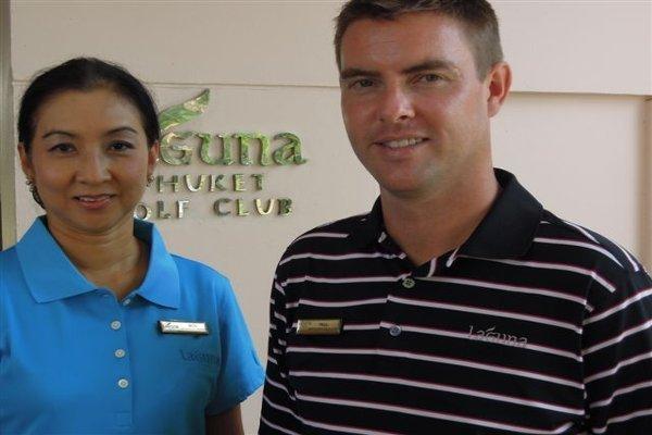 Phuket's Laguna Golf Club Announces New Management Team