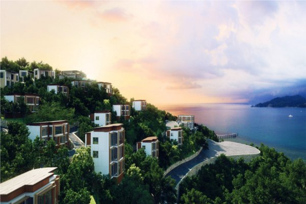 Phuket Residence Wins at Asia Pacific Property Awards 2013