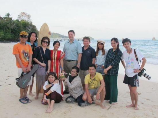 Phuket's Cape Panwa Hotel welcomes famous Thai singer