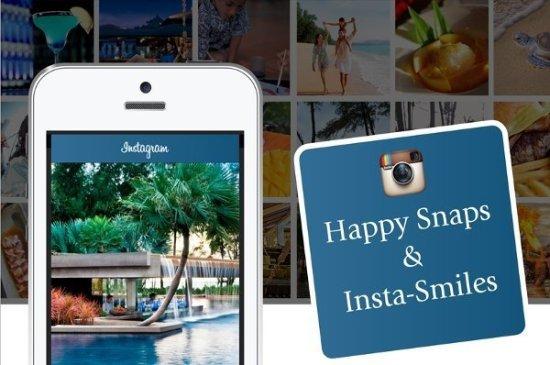 JW Marriott Phuket Encourages People To Get 'Snap Happy