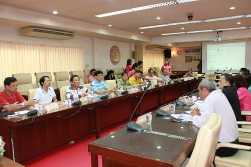 PHUKET PAO welcomed team from Lampang PAO