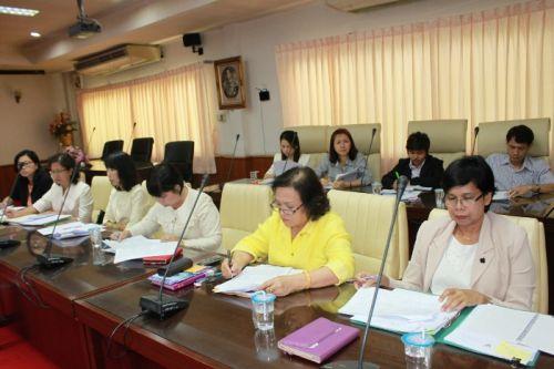 Phuket PAO holds executives meeting