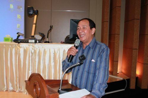 Phuket PAO holds English language development project