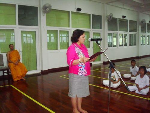 Phuket PAO arrange Buddha Children Camp 2013