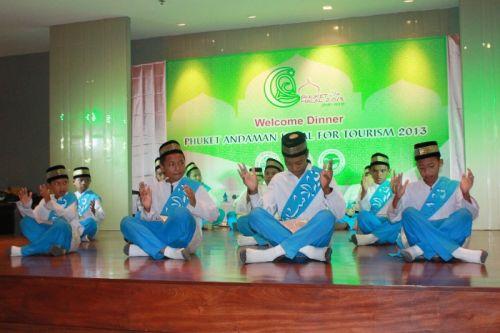 Phuket PAO welcomes Halal Organizations from around the world