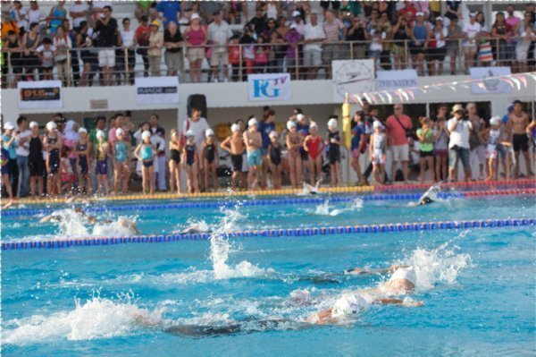 Phuket's Thanyapura Launches One Stop Shop for Swimming Enthusiasts