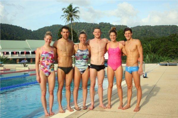Australian medal hopes tune-up in Phuket