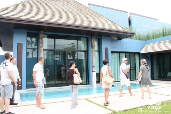 Phuket's Wings welcomes French Real Estate Company