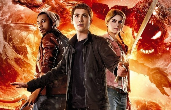 Phuket Now Showing : Percy Jackson 2 - Sea of Monsters