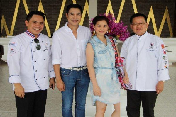 Phuket's Avista Hosts Top Showbiz Chefs