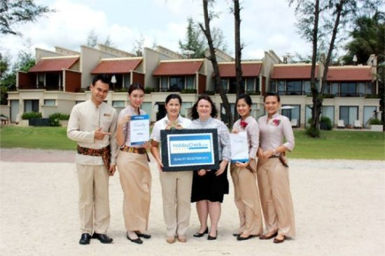 Phuket Pool Villas Earn HolidayCheck Quality Cetificate