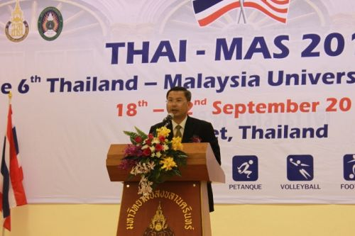 Phuket holds 6th Annual Thailand – Malaysia Varsity Games