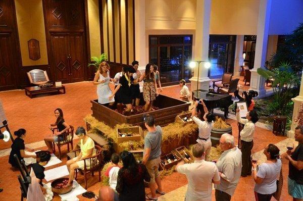 Sofitel krabi's French Wine Week Celebration