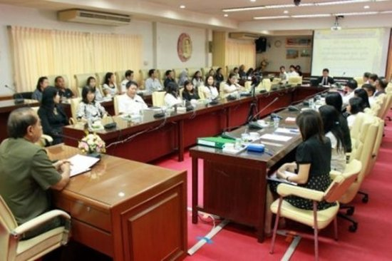 Phuket PAO in Teamwork Drive for the Future