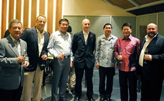 Regent Phuket welcomes British Ambassador and VIPs