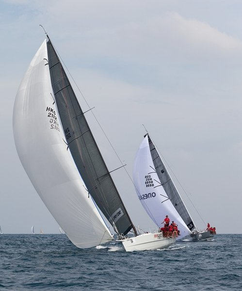 Phuket race leaders fight to consolidate before final day's racing