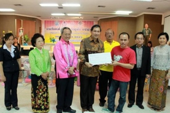 Phuket's Disability Day Fair 2013