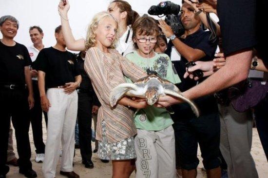 XANA to be host partner for Laguna Phuket's 20th Sunset Sea Turtle Release