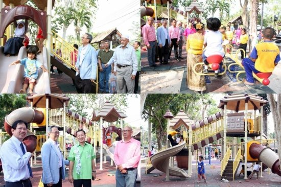 Phuket opens Recreation Park in Tambon Thepkasatri