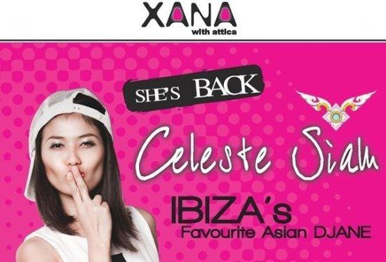 Celeste Siam is back to Phuket's XANA