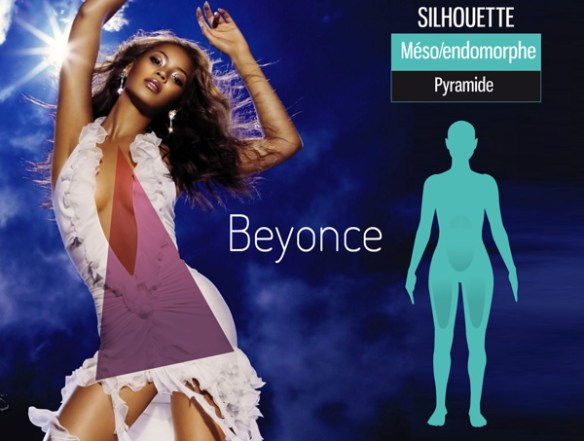beyonce-knowles-silhouette-sexy-taille-poids