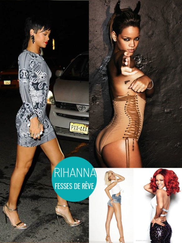 Rihanna-fesses-cul-sexy