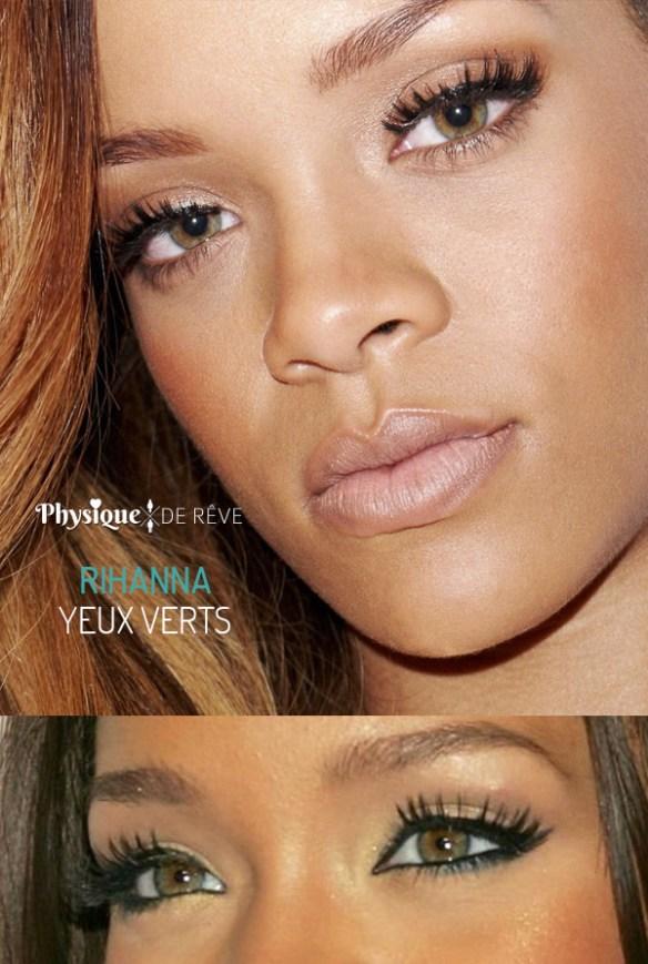 Rihanna-les-plus-beaux-yeux-verts