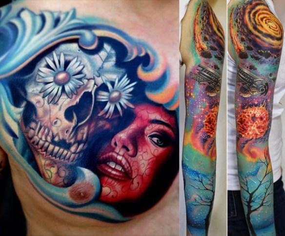 couleur-et-tatouage