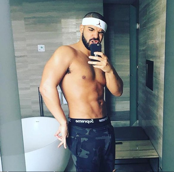 DRAKE-muscles-sport