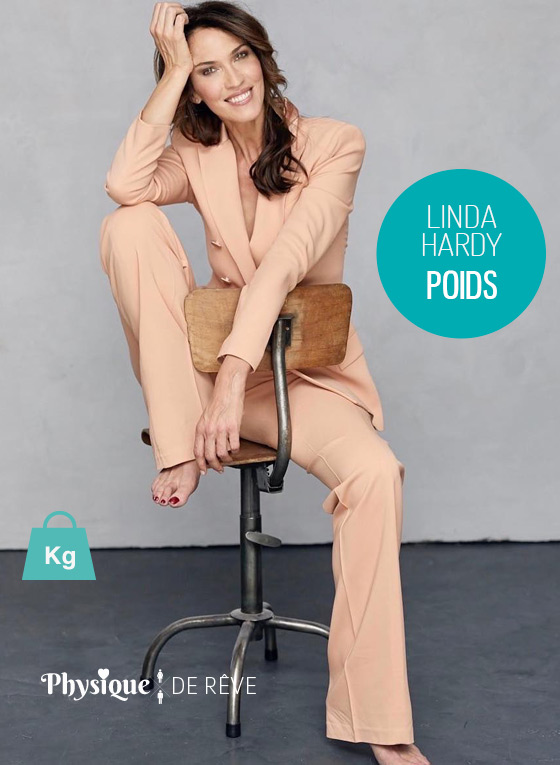 Linda-hardy-poids-combien-pese