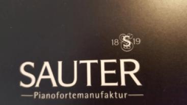 Sauter Pianos Berlin