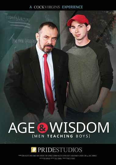 Age And Wisdom: Men Teaching Boys cover
