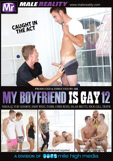 My Boyfriend Is Gay 12 cover