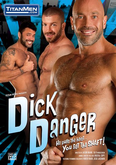Dick Danger cover