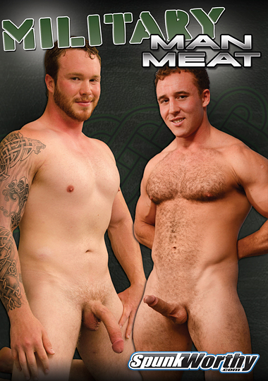 Military Man Meat cover