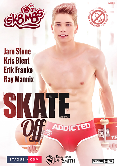 Skate Off cover