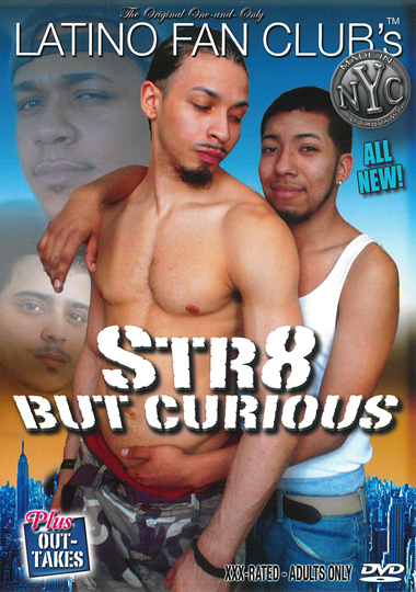 Str8 But Curious cover
