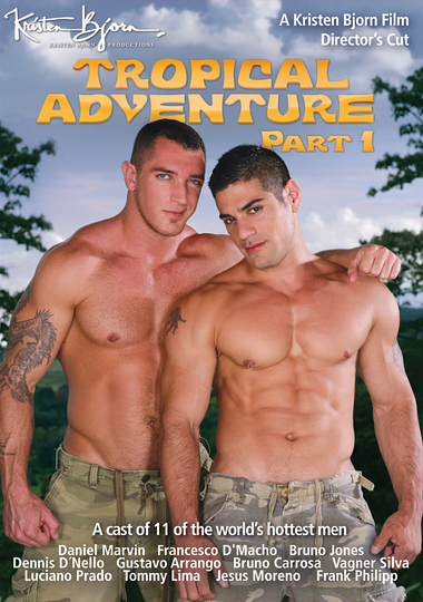 Tropical Adventure cover