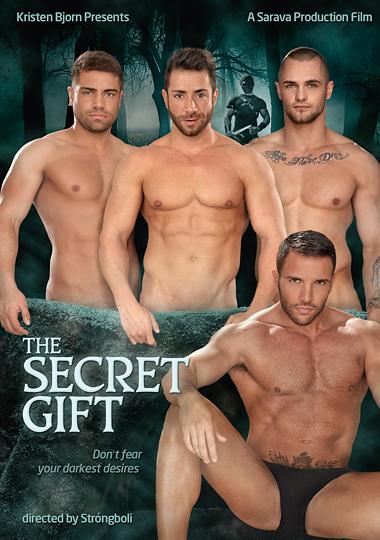 The Secret Gift cover