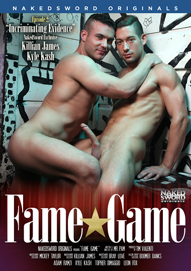 Fame Game Episode 2: Incriminating Evidence cover