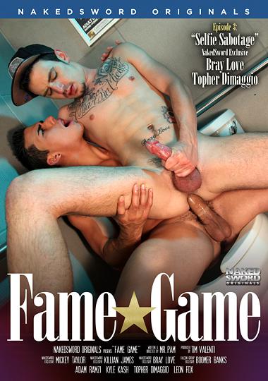 Fame Game Episode 3: Selfie Sabotage cover