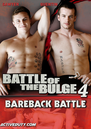 Battle Of The Bulge 4: Bareback Battle cover