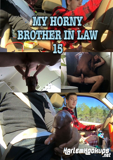 My Horny Brother In Law 15 cover