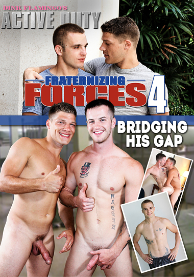Fraternizing Forces 4 cover