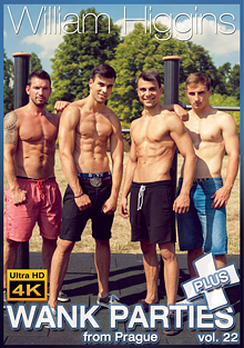 Wank Parties Plus From Prague 22 cover