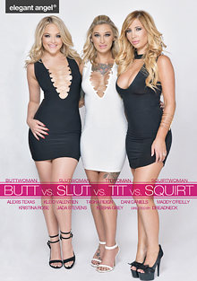 Butt Vs Slut Vs Tit Vs Squirt cover