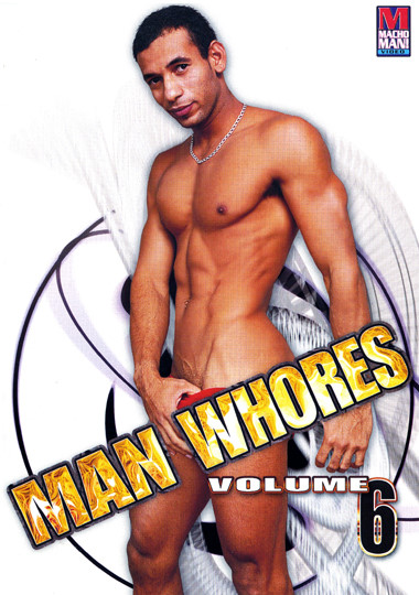 Man Whores 6 cover