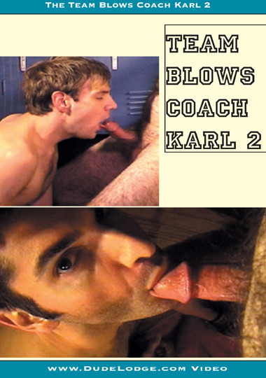 Team Blows Coach Karl 2 cover